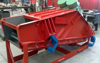 Cribas de Malla Elástica Serie MFX para biomasa