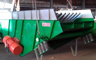Rollier Primary Elastic Screen MEROKA 200-500
