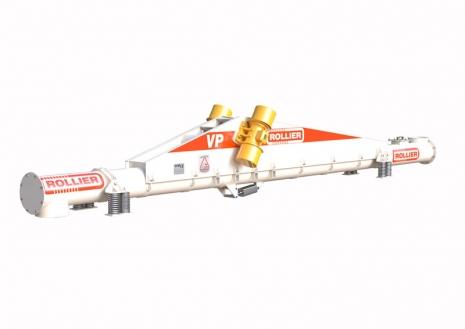 Transportador vibrante Rollier de la serie VP